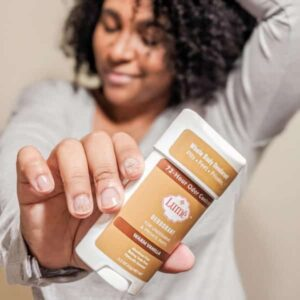overview of Lume deodorant